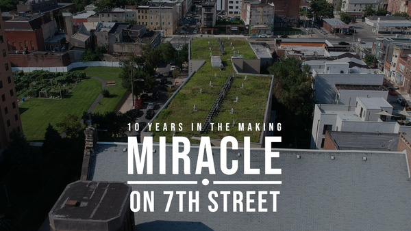 Miracle on 7th Street - Title Frame